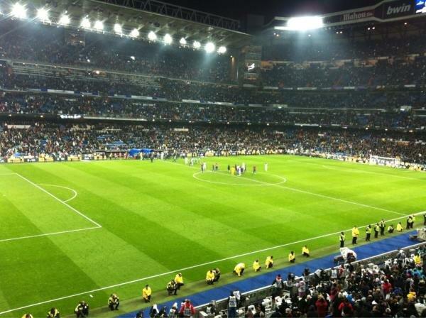Деми де Зеув побывал на Эль Классико «Реал» - «Барселона» (Фото-Видео)
