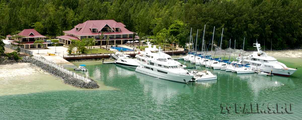 The Wharf Hotel & Marina