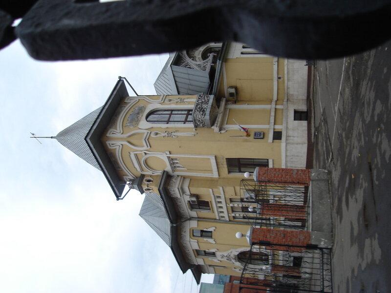 особняк И.Л. Динга 1902-1903 гг.