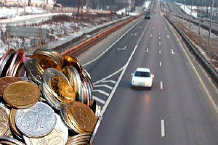 ГЛОНАСС, платные дороги