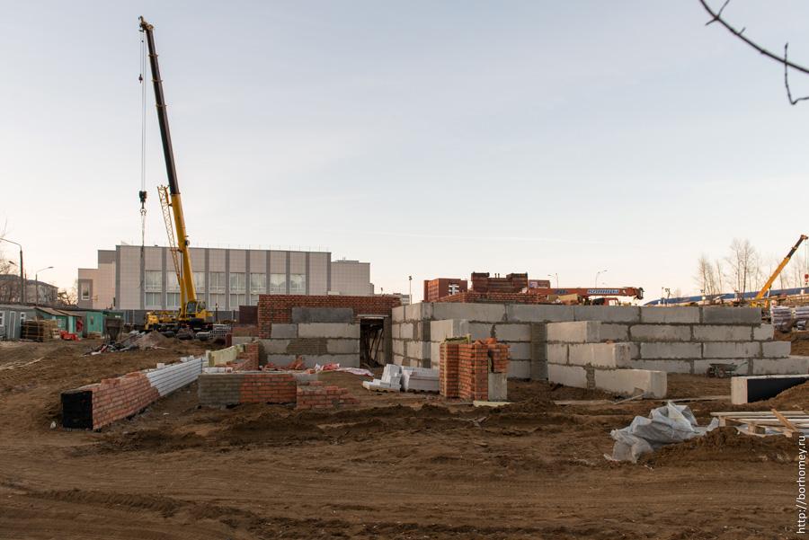 план строительства в Сарове