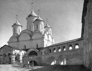 Спасо-Преображенский собор Спасо-Прилуцкого монастыря. 1537-1542 г.
