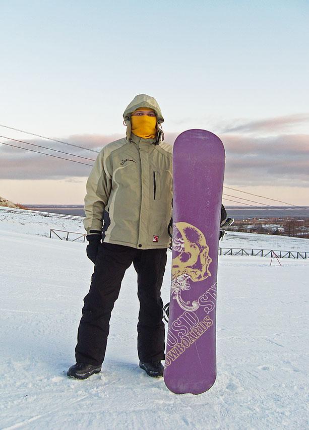 snowboard Хвалынск