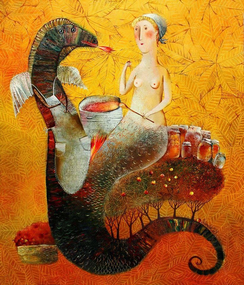 Анна Силивончик -Варенье из райских яблок