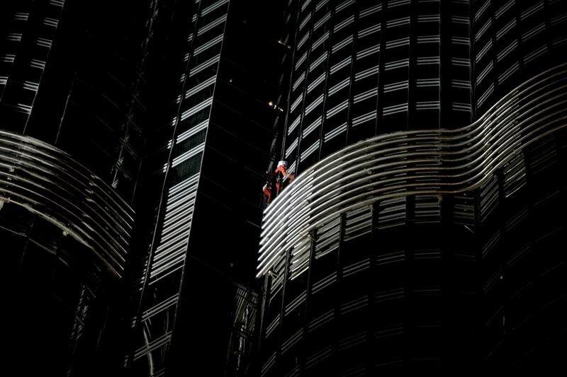 Alain Robert / Ален Робер - покоритель небоскрёбов
