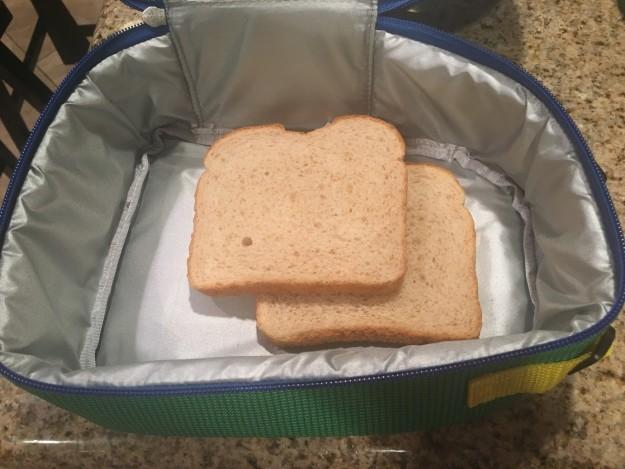 «Я положила мужу ланч утром, а в обед получила от него фотографию сэндвича без ничего внутри! Просто