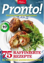 Журнал So isst Italien Sonderheft - Pronto!