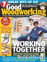 Журнал Good Woodworking №283 (September 2014)