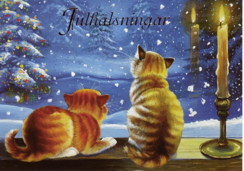 Открытка новый год коты, утро картинках анимация