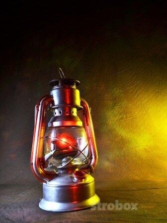 как фотографировать лампу