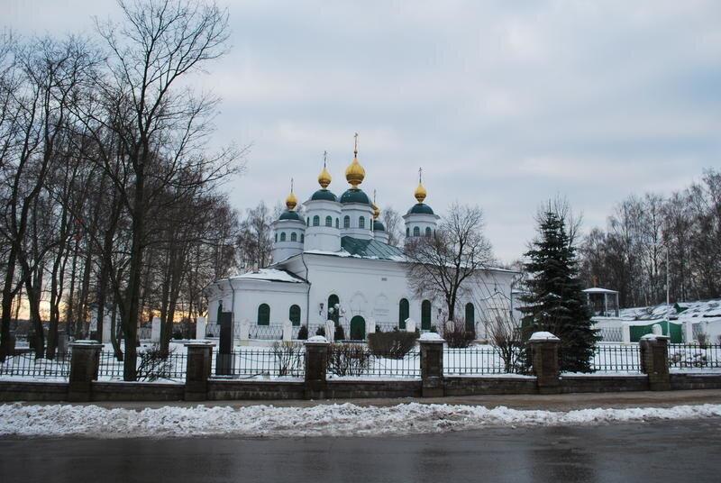 Воскресенский собор, г. Череповец