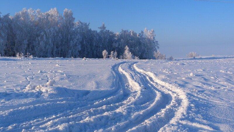 Виражи Зимы.