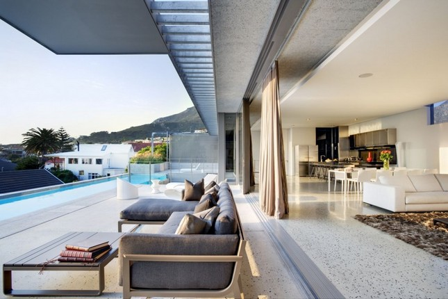 Современный VK1 House в Кейптауне