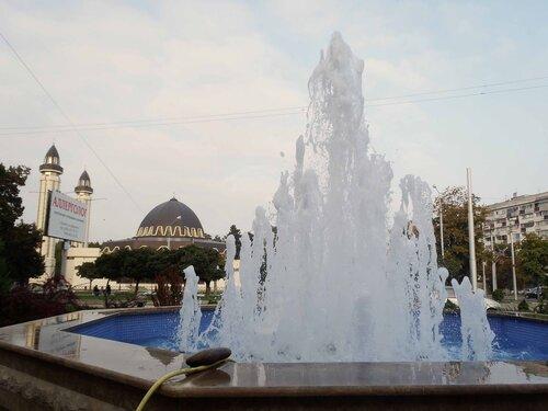 фонтан у Соборной мечети