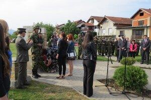 Сербия, Крушевац, день Победы
