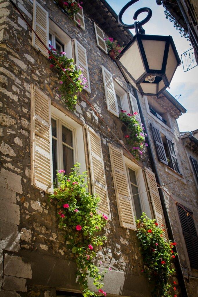 Франция. Города Прованса