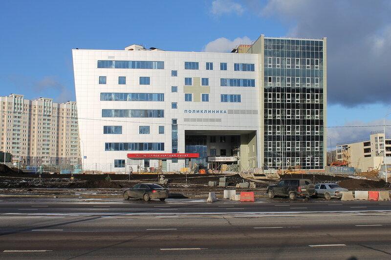 В поликлинике 20 микрорайона появится новое медицинское оборудование.