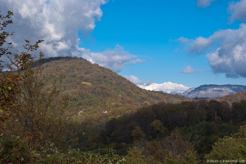 Поход 13.11.2011 Серебрянное озеро - гора Лысынуха - Форелевое хозяйство