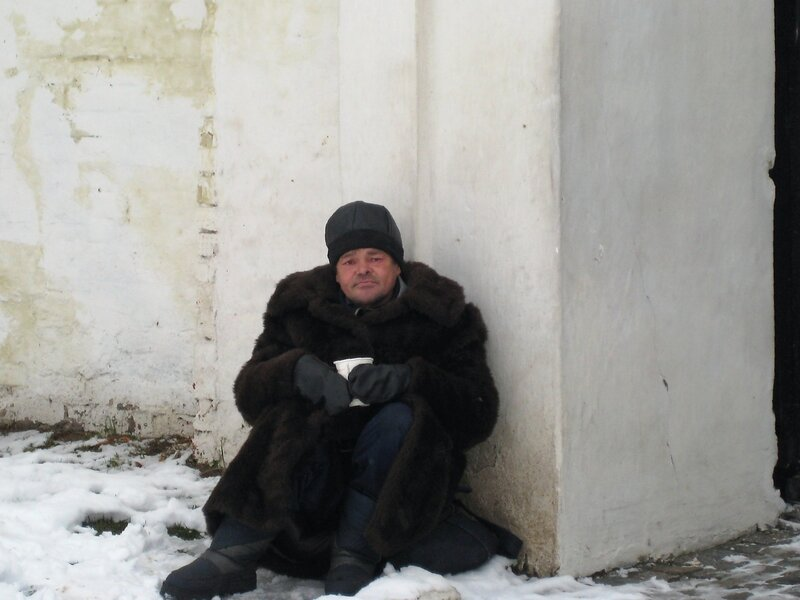 Бедные люди от Москвы до Ялты
