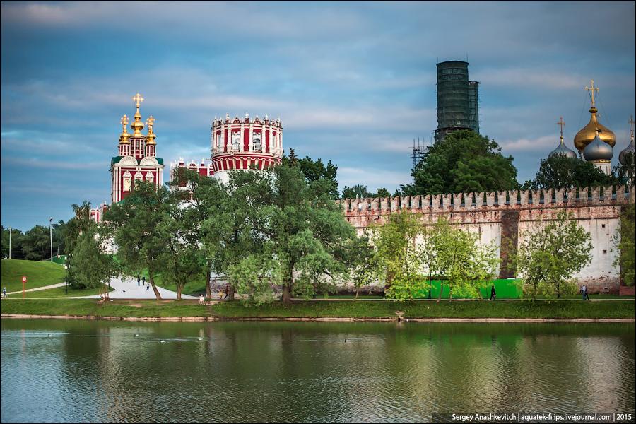 Один московский вечер