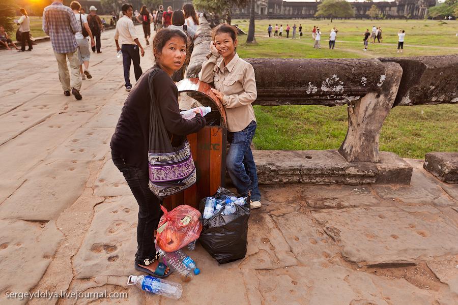 Ангкор-Ват и другие храмы Камбоджи