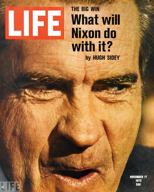 November 17 1972 Richard Nixon
