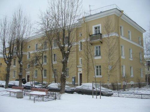 ул. Пограничника Гарькавого 5к3