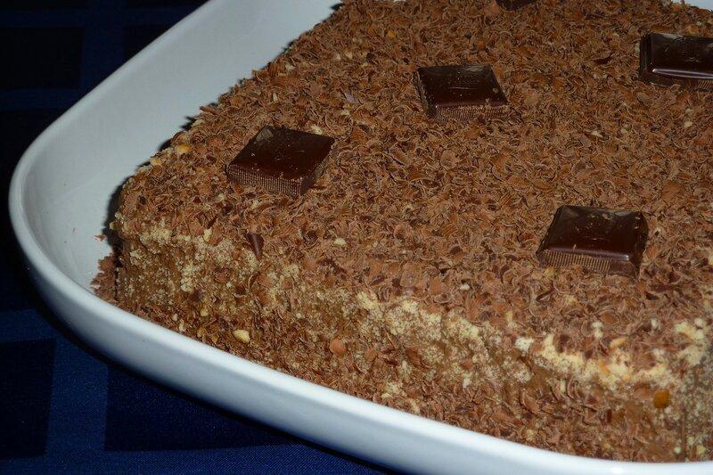Рекомендую! Роскошный тортик без выпечки