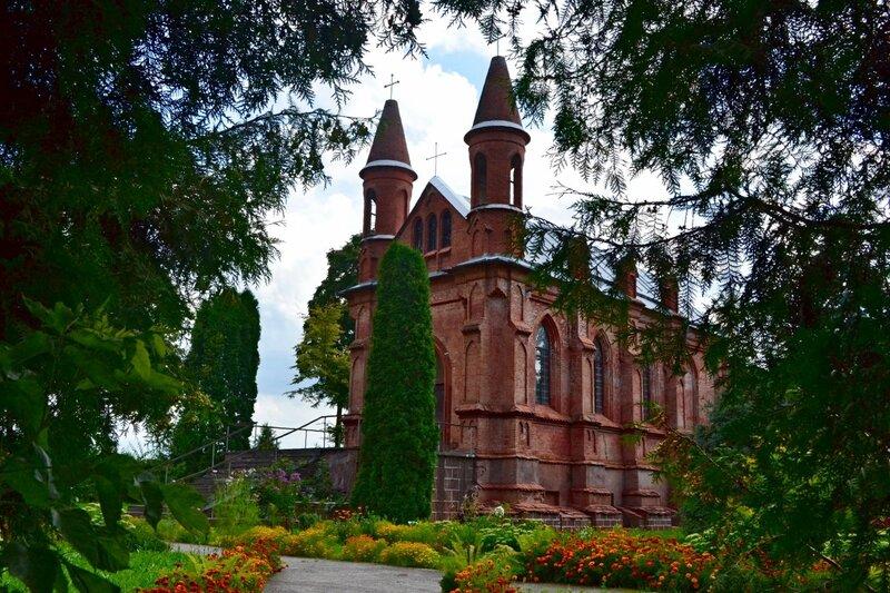 Белорусская готика