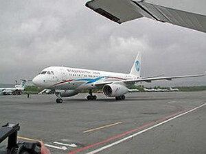 В Хабаровске совершил аварийную посадку самолёт с 206 пассажирами на борту