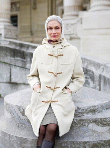 ...как одеваются француженки, что носят во Франции, что носят в Париже.