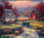 Пейзажи природа в живописи chuck pinson