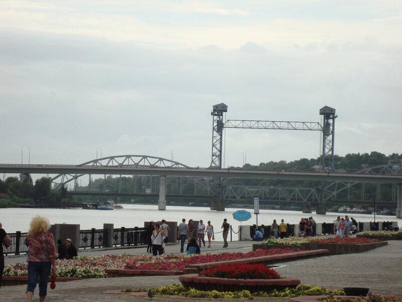 Ростов. Мосты через Дон (1)