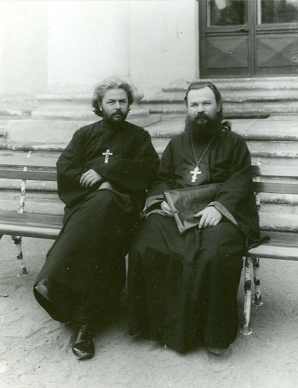 Группа священников депутатов Второй Государственной думы. Слева священник Григорий Спиридонович Петров