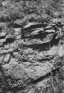 Скалы на реке Му