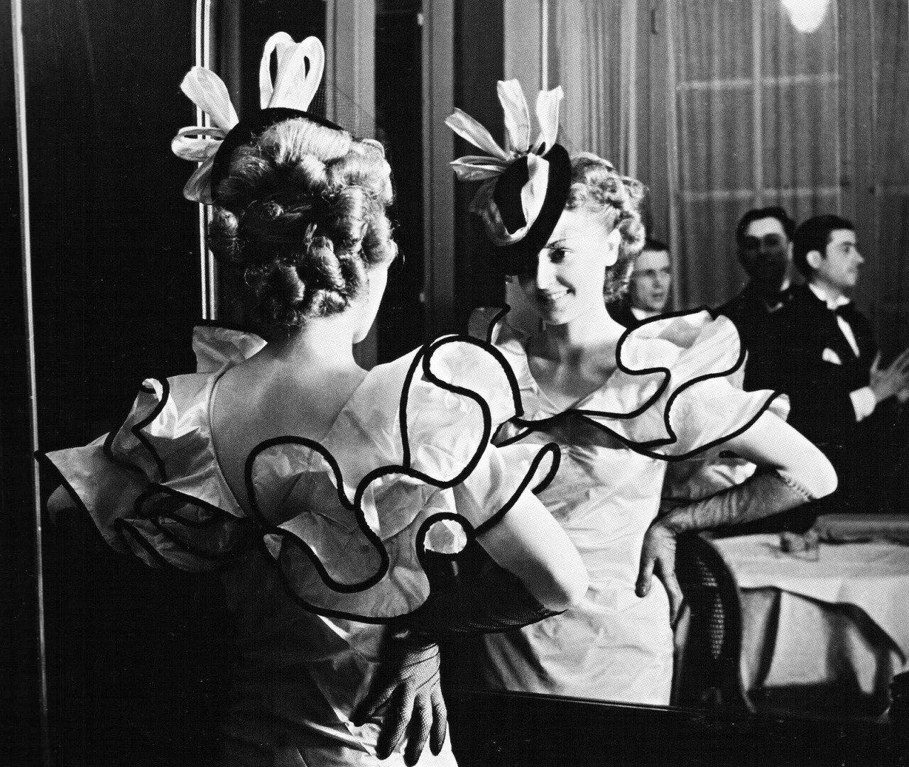 1935. Вечер высокой моды
