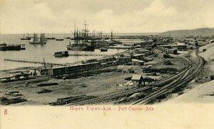 Порт Узун-Ада