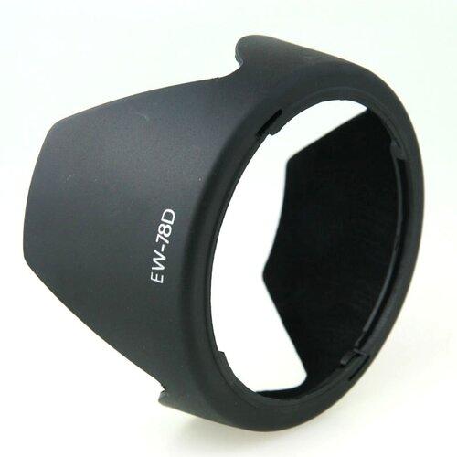 Бленда EW-78D для объектива Canon EF 28-200 USM