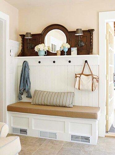 Маленькие детали домашнего уюта. Идеи для прихожей