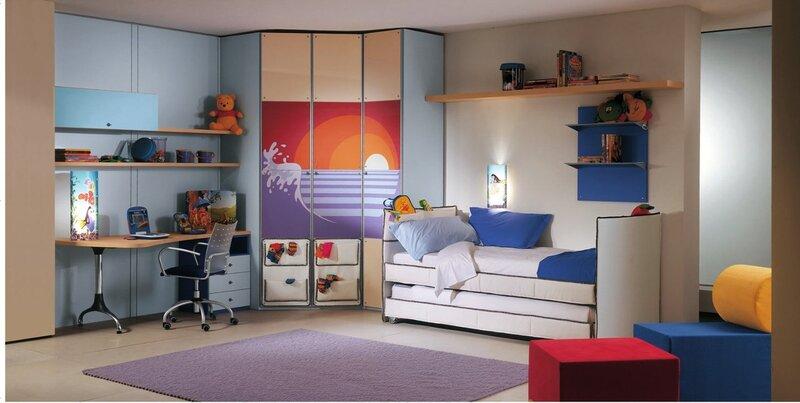 комната школьника фото