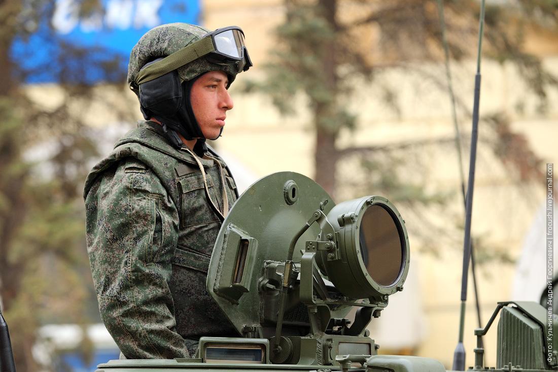 БМП-3 парад Победы в Волгограде