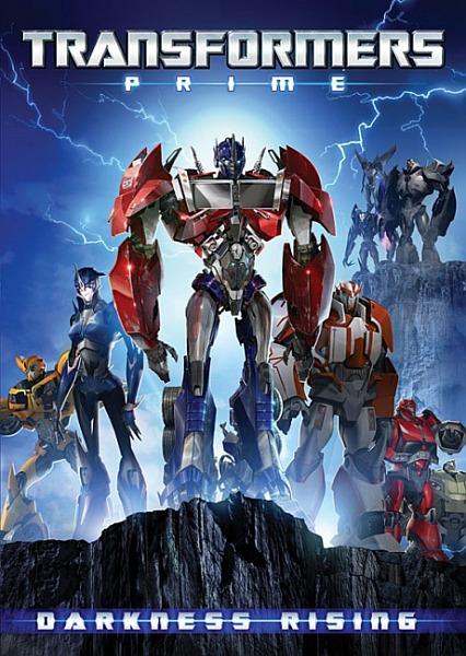 Трансформеры Прайм: Повышение темноты / Transformers Prime: Darkness Rising (2011/DVDRip/1400Mb/700Mb)