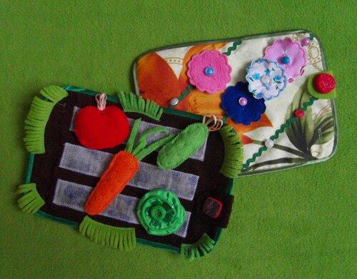 Развивающий коврик для детей Моулвиль... дополнительные коврики