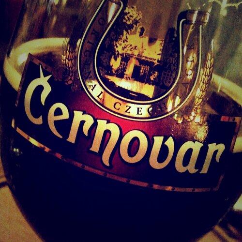 Černovar пиво
