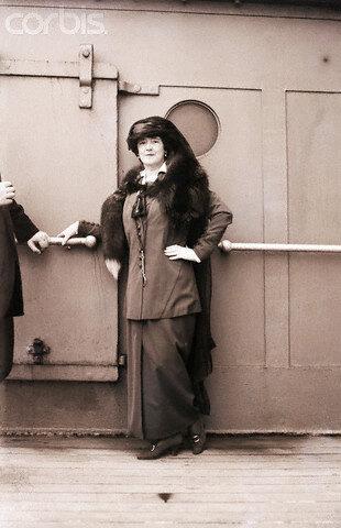 Lady Duff-Gordon, Titanic Survivor