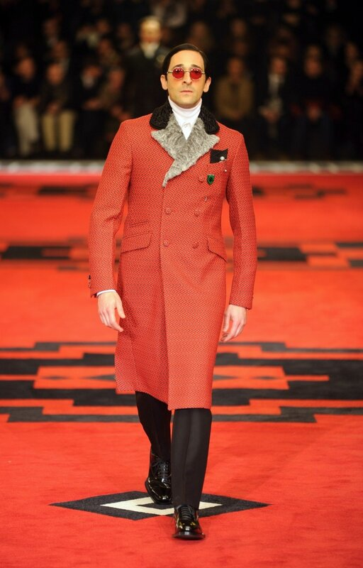 Prada Men Fall 2012 Fashion Show, Milan