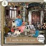 Прогулки под дождём