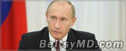 Владимир Путин — ГЛОНАСС спасёт экономику СНГ
