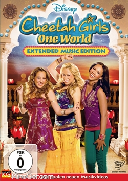 The Cheetah Girls - One World (2008)