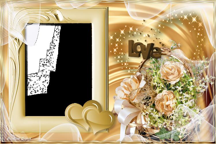 Именинами, золотая свадьба открытки для фотошопа